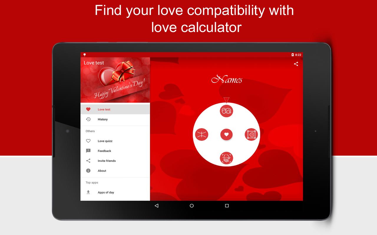 Love Test calculator screenshot 11