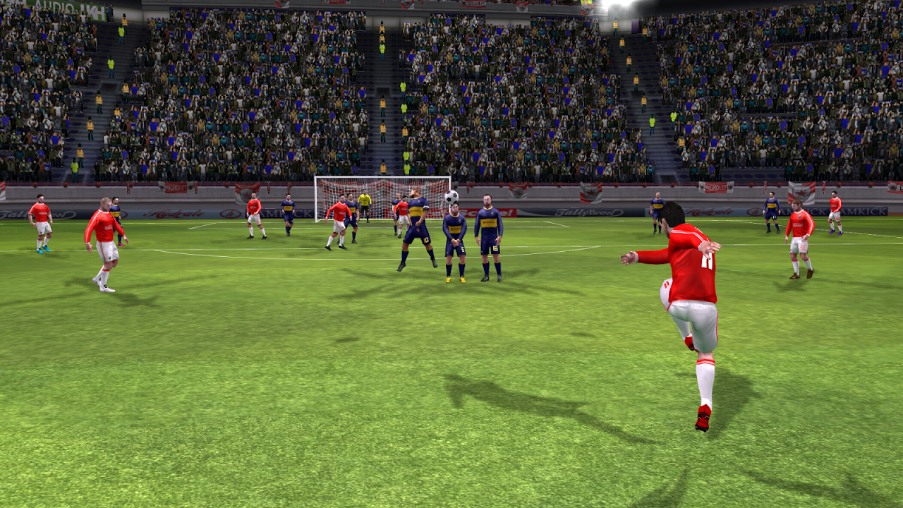 Dream League Soccer screenshot 9