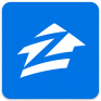 real estate rentals zillow icon