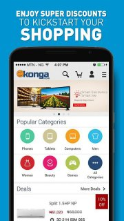 Konga Online Marketplace screenshot 2