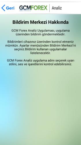 Gcm forex analiz investmentgesellschaft varova oy