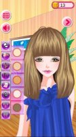 Fashion Lady Dress Up and Makeover Game Screen