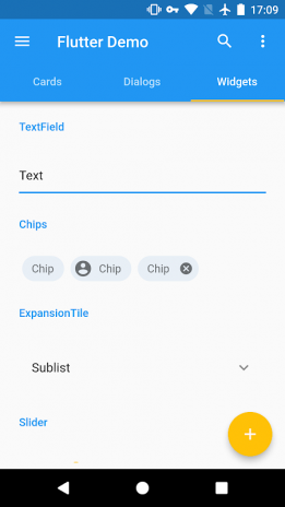 Flutter Demo1 2 tải APK dành cho Android - Aptoide