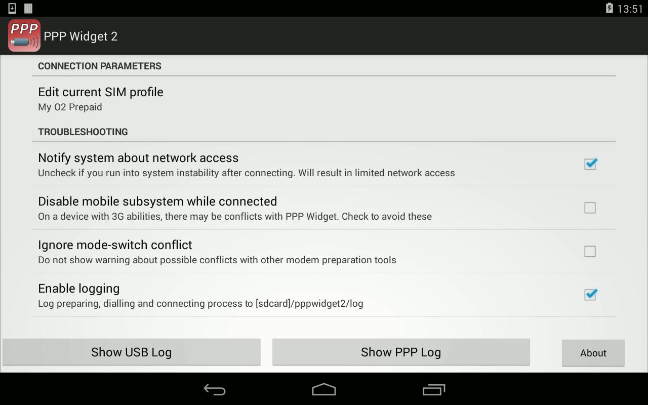 PPP Widget 2 (discontinued) screenshot 2