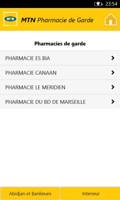 Mtn pharmacie de garde download apk for android aptoide - Pharmacie de garde forbach ...
