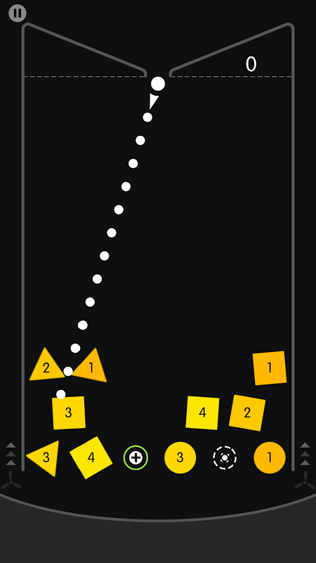 Physics Balls screenshot 1