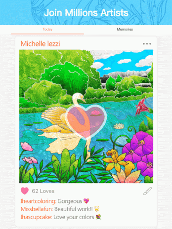 Adult Coloring Book Premium Screenshot 14