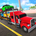 Multi Level Transporter Truck: Car Parking Games