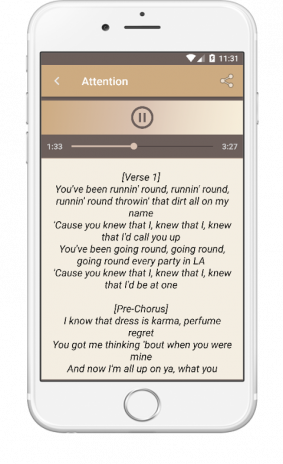 Charlie Puth Attention Song1 3 tải APK dành cho Android