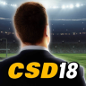 Ícone Club Soccer Director 2018 - Football Club Manager