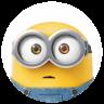 Minions Emoji Icon