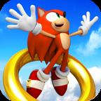 Sonic Jump adventure World Knuckles