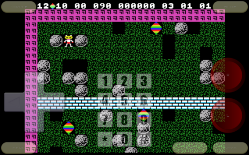 ColEm - Free Coleco Emulator screenshot 12