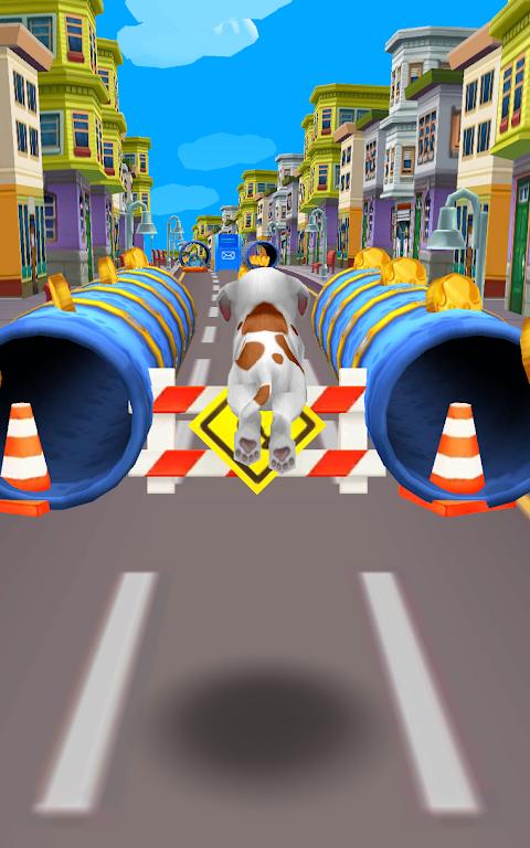 Dog Run - Pet Dog Simulator screenshot 1