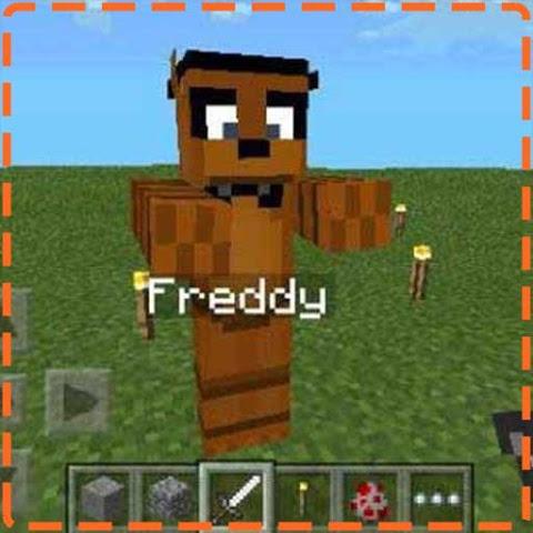 Pocket Five Nights at Freddys Mod screenshot 1