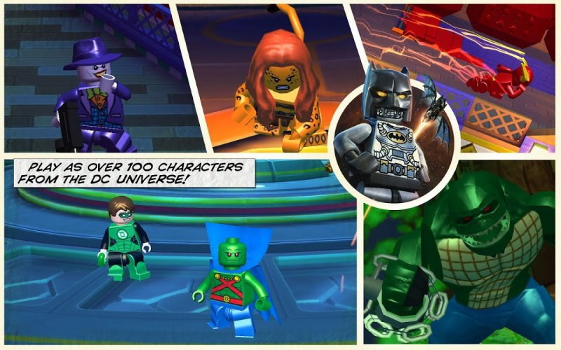 LEGO ® Batman: Beyond Gotham screenshot 11
