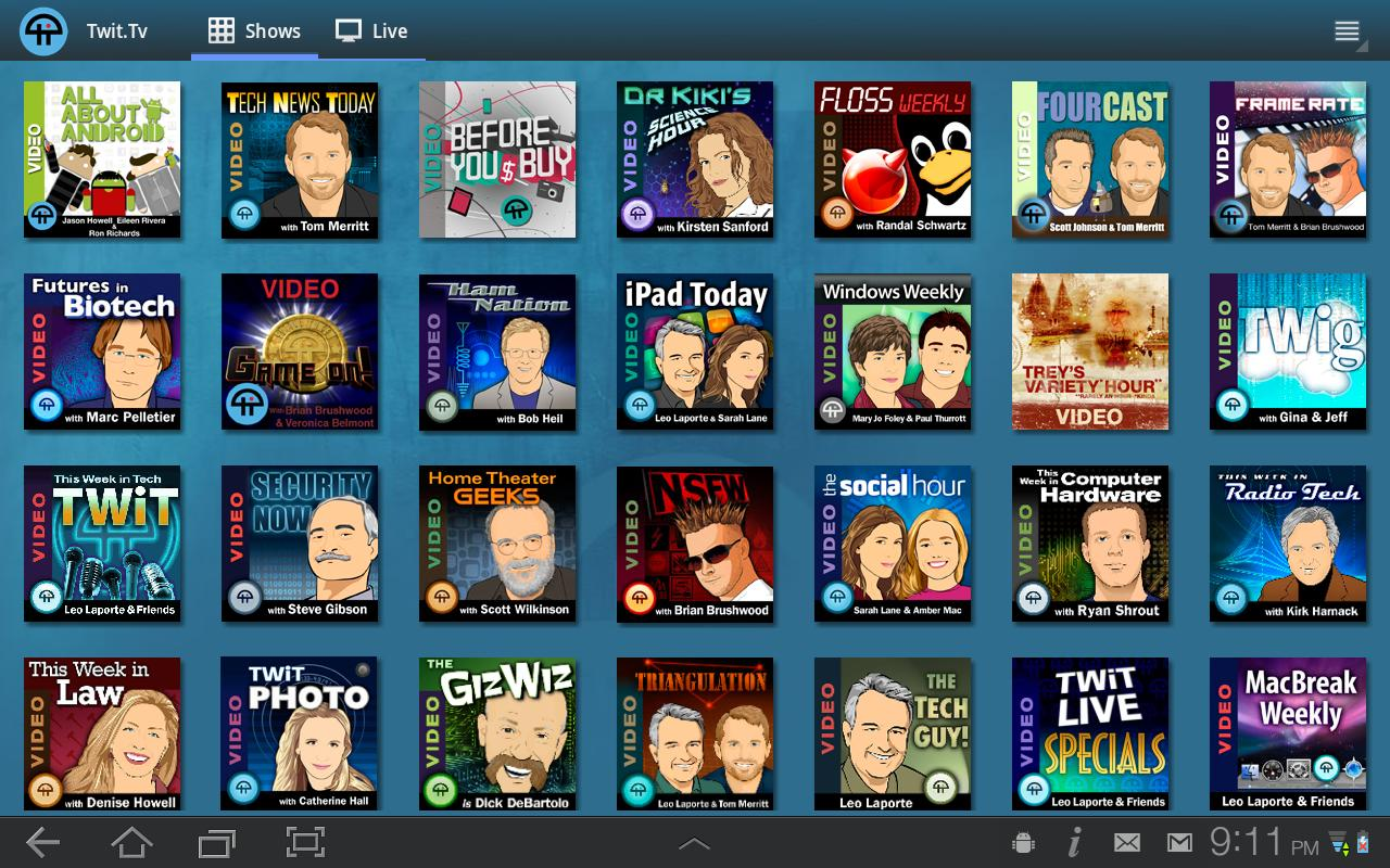 Twit.Tv screenshot 1