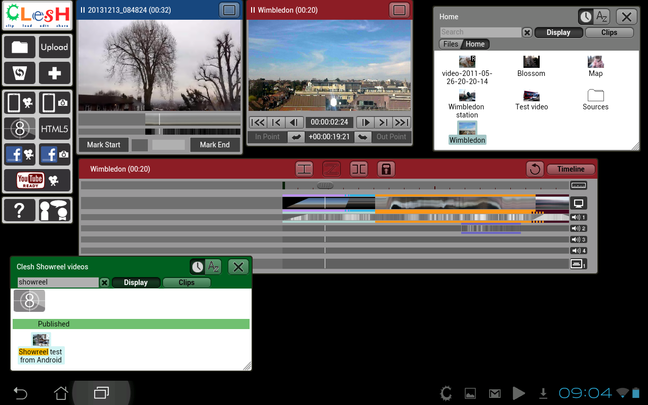 free video editor download apk