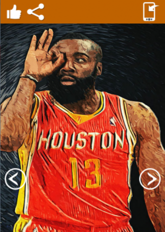james harden wallpaper hd screenshot 1 ...