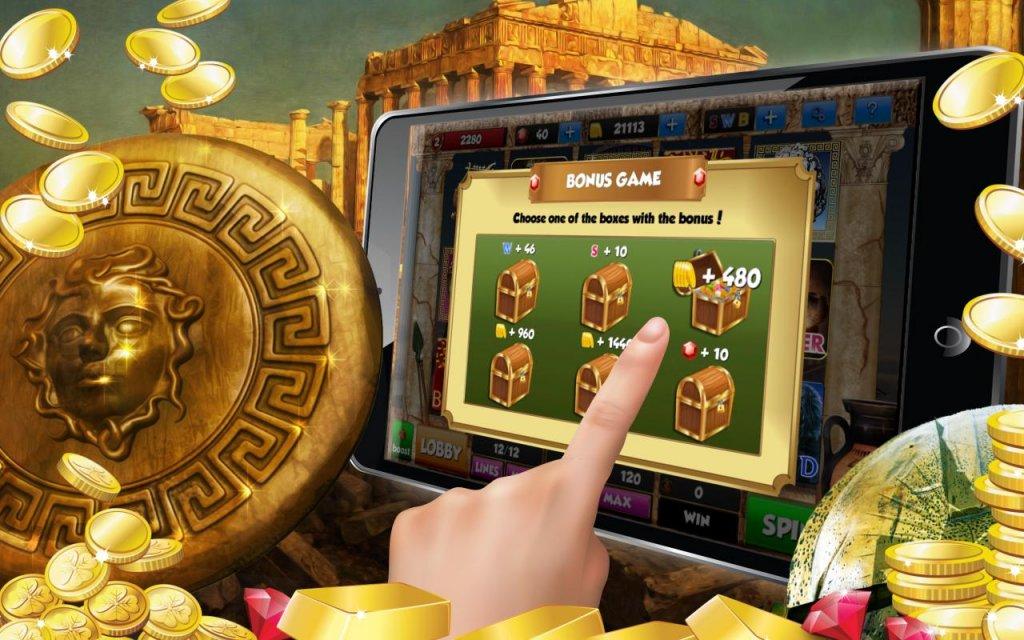 pandora slot machine