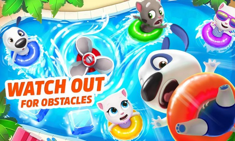 Talking Tom Pool - Puzzle Game 2 0 2 538 Download APK for