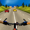 Bicycle Rider Traffic Race 17