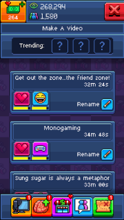 PewDiePie's Tuber Simulator screenshot 3