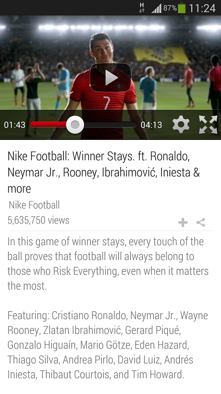 Tube Videos screenshot 5