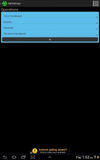 Guide to SWTOR 3 0 Download APK for Android - Aptoide