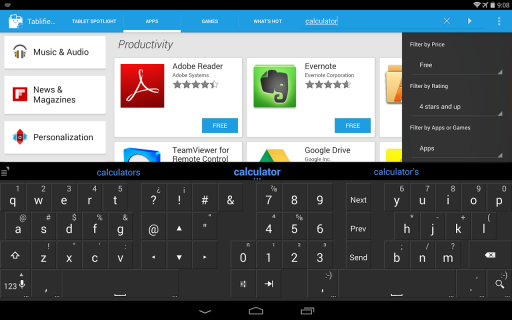 Tablified Market - Tablet Apps screenshot 20