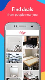 letgo: Buy & Sell Used Stuff, Cars & Real Estate screenshot 1