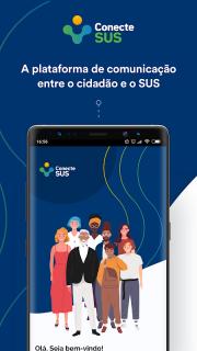 Conecte SUS screenshot 3