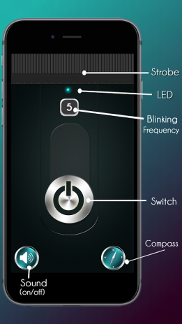 descargar aplicacion linterna para android