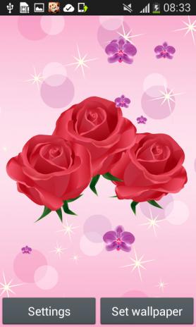 Bersinar Bunga Hidup Wallpaper 1 9 Unduh Apk Untuk Android Aptoide