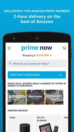 Amazon Prime Now 4 19 0 Download APK for Android - Aptoide