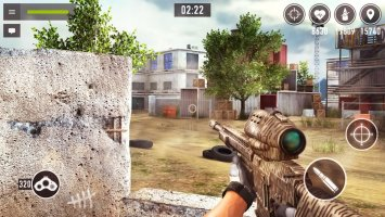 Sniper Arena: PvP Army Shooter Screen