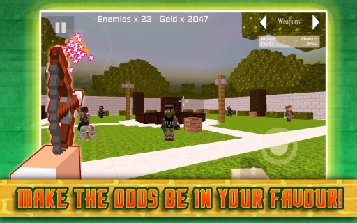 Survival Hungry Games screenshot 7