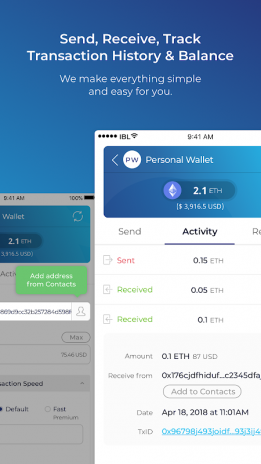 Infinito Wallet - Leading Universal Wallet 2 11 0 Download