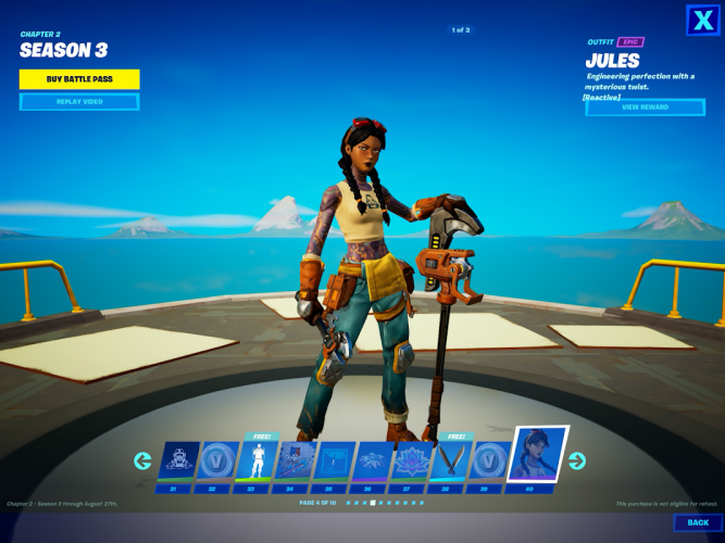 Fortnite screenshot 6