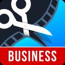 Video editor Movavi Clips Business