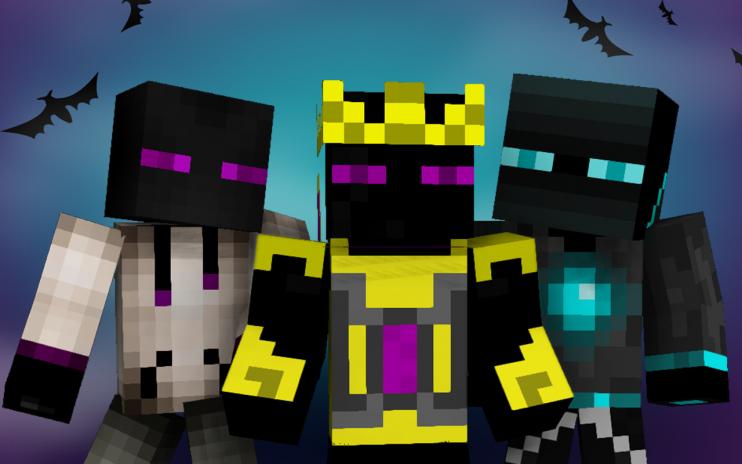 Skins Enderman For Minecraft Download APK For Android Aptoide - Descargar skins para minecraft pe android gratis