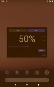 Bluelight Filter for Eye Care - Auto screen filter screenshot 9