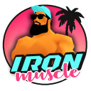 3D bodybuilding fitness game - Iron Muscle