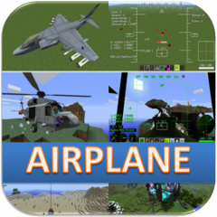 Airplane Mods Minecraft Pe Mc 1 0 Download APK for Android