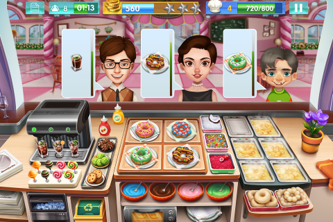 Crazy Cooking - Star Chef screenshot 10