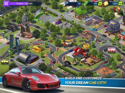 Overdrive City screenshot 3