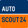 Ícone AutoScout24 - used car finder