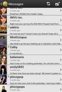 IMVU 2Go 1 22 Download APK for Android - Aptoide