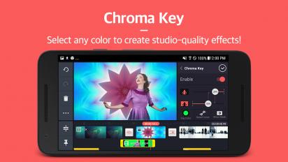 kinemaster pro video editor screenshot 3