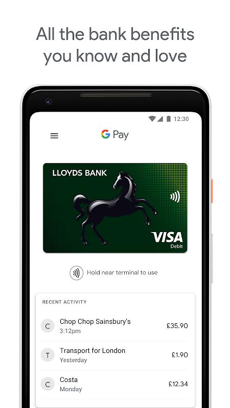 Android Pay screenshot 8